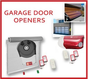 Garage door openers & motors