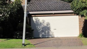 Paperbark AA Series Roller Garage Door