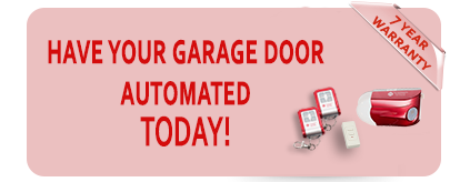 Tilt garage door opener prices