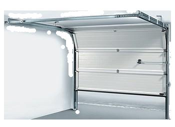 Colorbond Panel/Sectional Garage Door