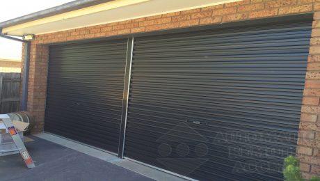 Monument Roller Garage Door