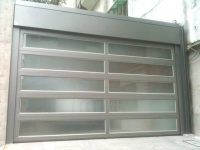 Modern garage doors custom made