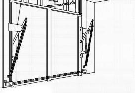 J Model Tilt Door Diagram