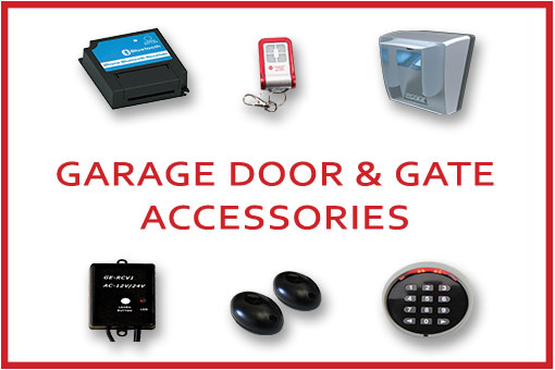 Garage door remotes & accessories