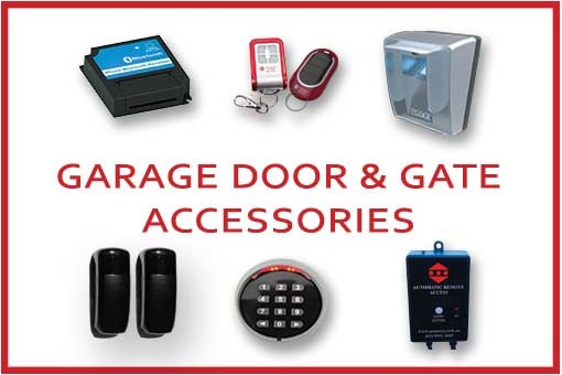 Garage door remotes & accessories