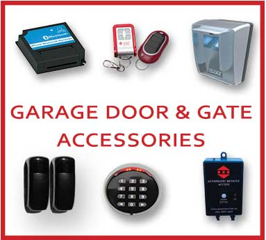 garage door remote controls & accessories